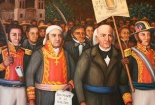 Causas de la Independencia de Mexico