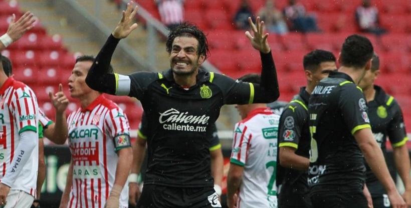Chivas venció a Necaxa