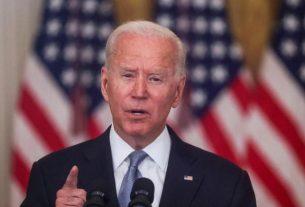 Joe Biden evacuación de Kabul