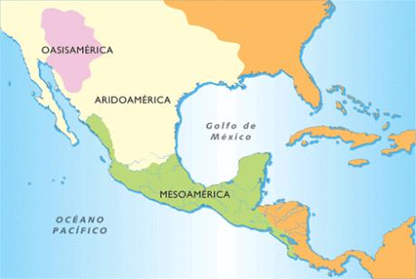 Mapa-Aridoamerica