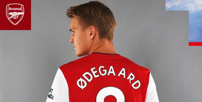 Martin Odegaard es nuevo jugador del Arsenal