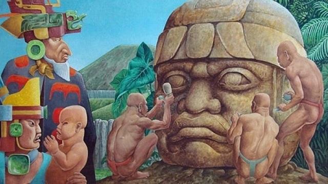 Organizacion-politica-de-los-Olmecas-