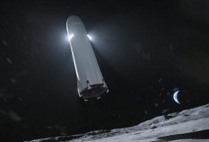 SpaceX Luna 2024