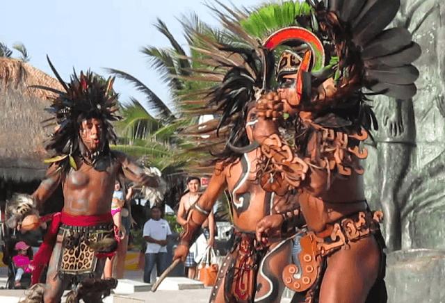 Vestimenta-de-los-Mayas